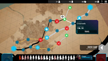 The Route: Lead your convoy across the map that's new every time yo uplay